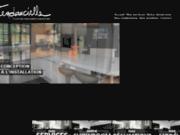Tendantielle : Aménagement et création de cuisine à Rixensart