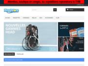 screenshot http://www.tennistore.com tennis store