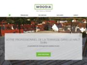 Woosia, le spécialiste de l'aménagement extérieur en bois en Alsace