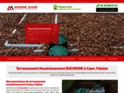Société de terrassement et assainissement à Falaise
