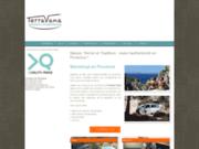 Terravana, location de maisons de vacances à Cotignac en Provence
