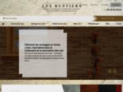 screenshot http://www.terre-cuite-enduit.com/ carrelages en terre cuite