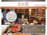 screenshot http://www.terre-provence.com terre è provence - poteries provençales