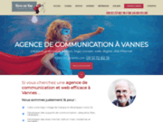 screenshot http://www.terreenvue.com Création de site internet à Vannes dans le Morbihan