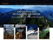 screenshot http://www.terres-altitude.com terres d'altitude, voyages alpins