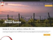Boutique de vins à Caen