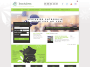 Terres de france, chaine hotels, residence vacances