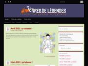 screenshot http://www.terresdelegendes.fr terres de légendes