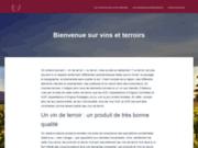 www.terresdesvins.fr, site sur vins et terroirs