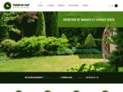 Entreprise de jardinage à Lierde Flandre