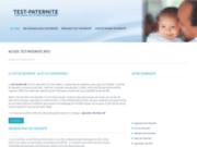 screenshot http://www.test-paternite.info test paternite
