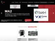screenshot http://www.tevah.fr vidéosurveillance: camera ip et cctv