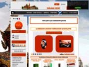 screenshot http://www.thailande-export.com Thaïlande Export