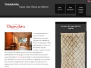 Thanakra galerie d'art africain et marocain Paris
