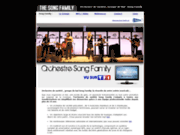 screenshot http://www.the-song-family.com the song family l'orchestre de variete internationale