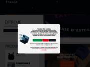 screenshot http://www.theard.com theard - conception et fabrication de matériel