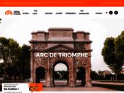 Théâtre Antique d'Orange, Théâtre romain et musée d'Orange