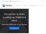Théâtre en entreprise team building