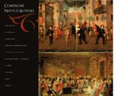 screenshot http://www.theatreateliers.com cours théâtre