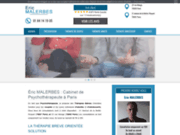 screenshot https://www.therapie-couple-paris.fr Psychothérapeute à Paris