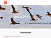 screenshot http://www.thework.fr le work de byron katie.