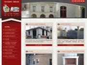 Rénovation maison ancienne Saint Nicolas de Bourgueil 37