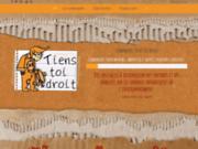 screenshot http://www.tiens-toi-droit.com/spectacle-de-marionnettes.html Spectacle de marionnettes pour enfants sur l'environnement et l'écologie.