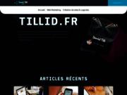 Site internet actualité blog Tillid
