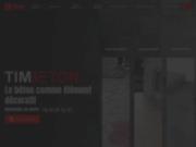 screenshot http://www.tim-beton.com béton