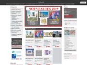 Timbres Collection : Vente en ligne de timbres poste (neufs et oblitérés)