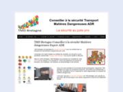TMD Bretagne Conseiller à la sécurité ADR