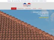 screenshot http://www.toitpro.com Couvreur
