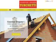 SARL Turchetti, couvreur-zingueur en Meurthe-et-Moselle
