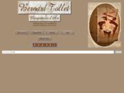 screenshot http://tolletb.free.fr lumin' essences - bernard tollet