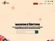 screenshot http://www.tompousse.fr des livres pour faire face à la dyslexie et la dyspraxie