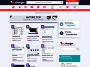 screenshot http://www.toocharger.com télécharger des logiciels