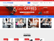Tool Fitness, le fitness à prix discount