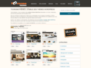 screenshot http://www.toorismothemes.com Templates Wordpress