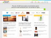 screenshot http://www.top-code-promo.com codes promo et bons de réduction