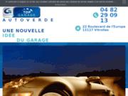 screenshot http://www.top-garage-vitrolles.fr/ Top Garage Autoverde à Vitrolles