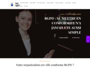 Mise en conformité au règlement européen pour la protection des données - RGPD