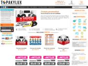 screenshot http://www.topakylux.com Impression de panneaux akylux pas cher