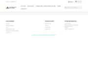 screenshot http://www.toparcherie.com top archerie