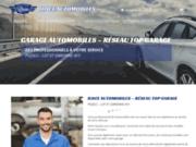 screenshot https://www.topgarage47.com/ garage neuf et occasions, atelier auto toutes marques à Pujols 47300