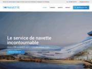 Navette de Mons à Aéroport charleroi