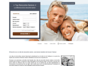 Site rencontre senior