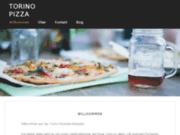 screenshot http://www.torinopizza.fr/ cuisine italienne à domicile