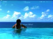 screenshot http://www.toubana.com toubana hôtel et spa en guadeloupe