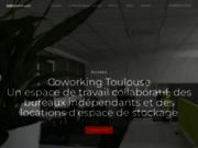 Bureau coworking Toulouse