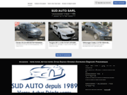 screenshot http://www.toulouse-occasion.fr toulouse occasion sud auto